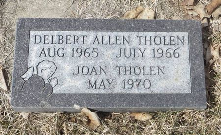 THOLEN, DELBERT ALLEN - Dubuque County, Iowa | DELBERT ALLEN THOLEN
