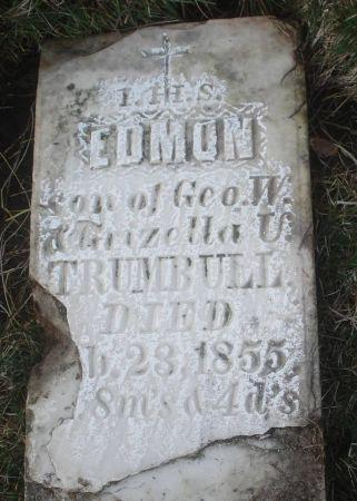 TRUMBULL, EDMON - Dubuque County, Iowa | EDMON TRUMBULL