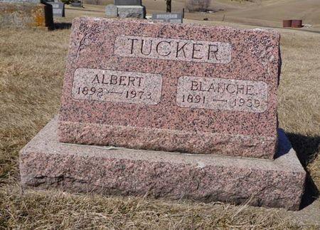 TUCKER, BLANCEH - Dubuque County, Iowa | BLANCEH TUCKER