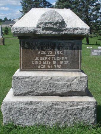 TUCKER, JOSEPH - Dubuque County, Iowa | JOSEPH TUCKER