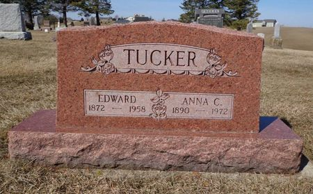 TUCKER, EDWARD - Dubuque County, Iowa | EDWARD TUCKER
