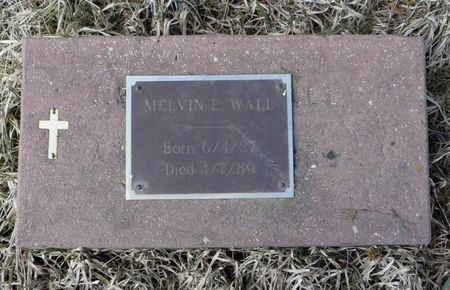 WALL, MELVIN E. - Dubuque County, Iowa | MELVIN E. WALL