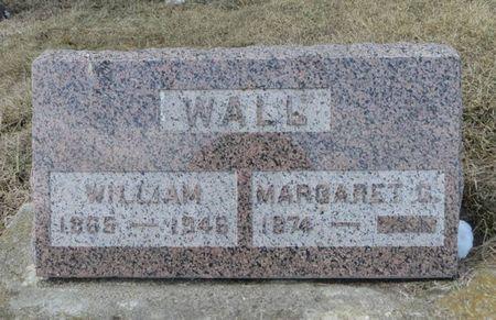 WALL, WILLIAM - Dubuque County, Iowa | WILLIAM WALL