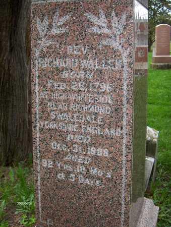 WALLER, RICHARD - Dubuque County, Iowa | RICHARD WALLER