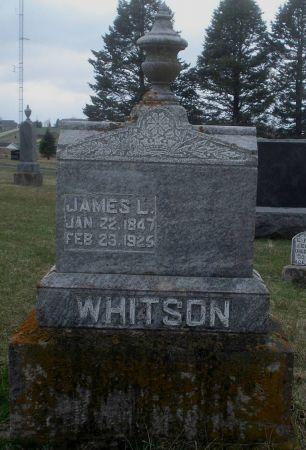 WHITSON, JAMES L. - Dubuque County, Iowa | JAMES L. WHITSON