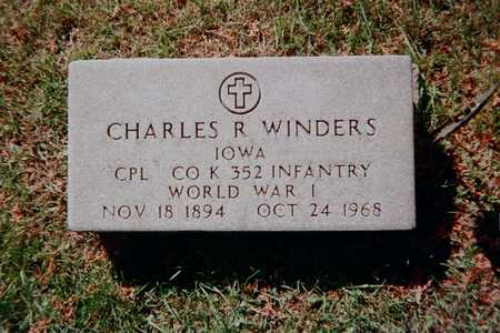 WINDERS, CHARLES R. - Dubuque County, Iowa | CHARLES R. WINDERS
