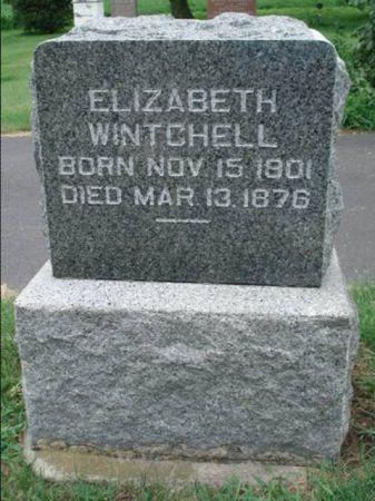 WINTCHELL, ELIZABETH - Dubuque County, Iowa | ELIZABETH WINTCHELL