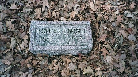 BROWN, FLORENCE LAVERNA - Emmet County, Iowa | FLORENCE LAVERNA BROWN