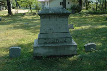DUNDAS, HARRIET R. - Emmet County, Iowa | HARRIET R. DUNDAS