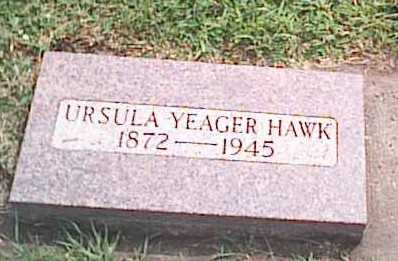 HAWK, URSULA - Emmet County, Iowa | URSULA HAWK