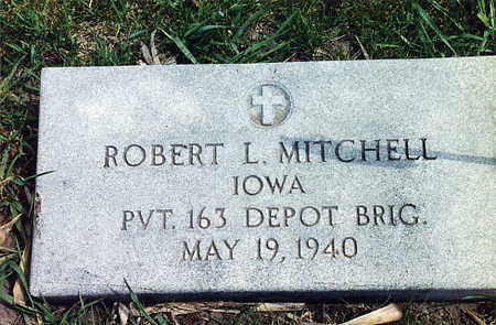 MITCHELL, ROBERT LEE - Emmet County, Iowa | ROBERT LEE MITCHELL