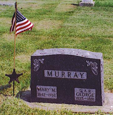 MURRAY, GEORGE - Emmet County, Iowa | GEORGE MURRAY