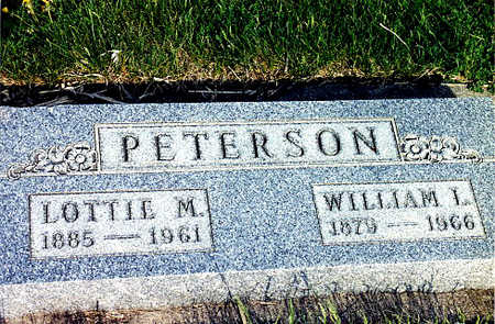 MITCHELL PETERSON, LOTTIE E. - Emmet County, Iowa | LOTTIE E. MITCHELL PETERSON