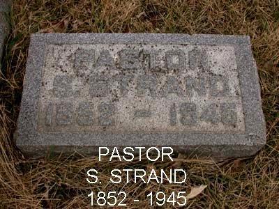 STRAND, SVEIN - Emmet County, Iowa | SVEIN STRAND