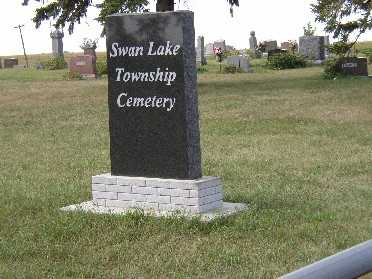 SWAN LAKE, CEMETERY - Emmet County, Iowa | CEMETERY SWAN LAKE