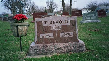 TIREVOLD, IDA - Emmet County, Iowa | IDA TIREVOLD