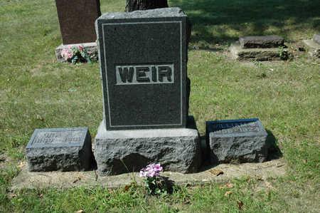 WEIR, WILLIAM - Emmet County, Iowa | WILLIAM WEIR