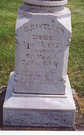 WELLER, G. R. - Emmet County, Iowa | G. R. WELLER