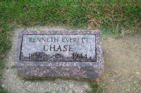 CHASE, KENNETH EVERITT - Fayette County, Iowa | KENNETH EVERITT CHASE