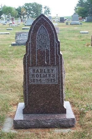 HOLMES, HARLEY - Fayette County, Iowa | HARLEY HOLMES