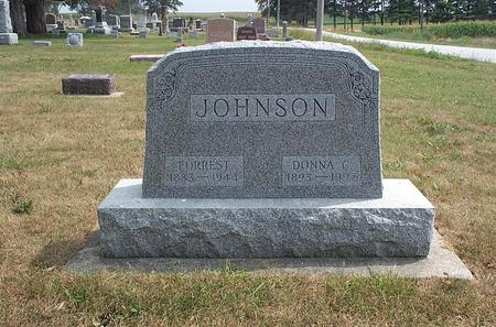 JOHNSON, DONNA C. - Fayette County, Iowa | DONNA C. JOHNSON