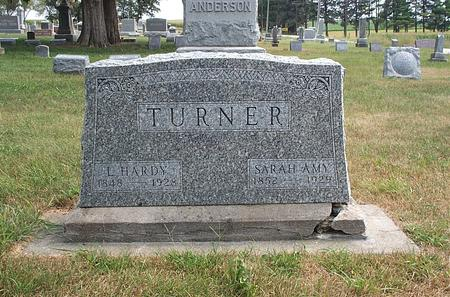 TURNER, SARAH AMY - Fayette County, Iowa | SARAH AMY TURNER