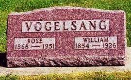 VOGELSANG, ROSE - Fayette County, Iowa | ROSE VOGELSANG