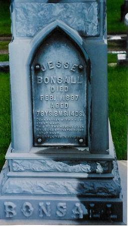 BONSALL, JESSE - Floyd County, Iowa | JESSE BONSALL