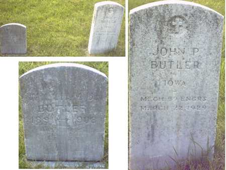 BUTLER, WILLIAM - Floyd County, Iowa | WILLIAM BUTLER