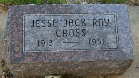 CROSS, JESSE RAY - Floyd County, Iowa | JESSE RAY CROSS