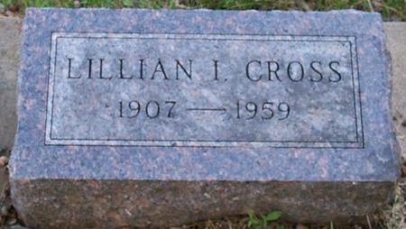 CROSS, LILLIAN I. - Floyd County, Iowa | LILLIAN I. CROSS