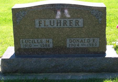 FLUHRER, DONALD - Floyd County, Iowa | DONALD FLUHRER