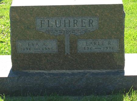 FLUHRER, EARLE A. - Floyd County, Iowa | EARLE A. FLUHRER