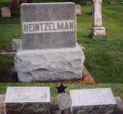 HEINTZELMAN, GEORGE A. - Floyd County, Iowa | GEORGE A. HEINTZELMAN