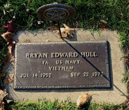 HULL, BRYAN EDWARD (MILITARY) - Floyd County, Iowa | BRYAN EDWARD (MILITARY) HULL