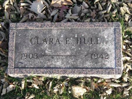 HULL, CLARA - Floyd County, Iowa | CLARA HULL