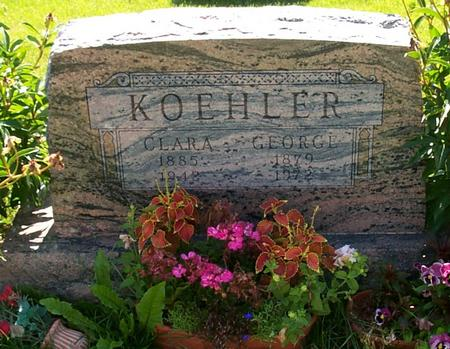 KOEHLER, GEORGE - Floyd County, Iowa | GEORGE KOEHLER