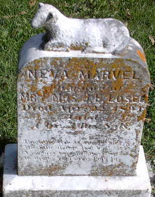 LOSEE, NEVA MARVEL - Floyd County, Iowa | NEVA MARVEL LOSEE