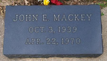 MACKEY, JOHN - Floyd County, Iowa | JOHN MACKEY