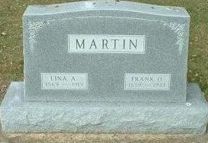 MARTIN, LINA A. - Floyd County, Iowa | LINA A. MARTIN