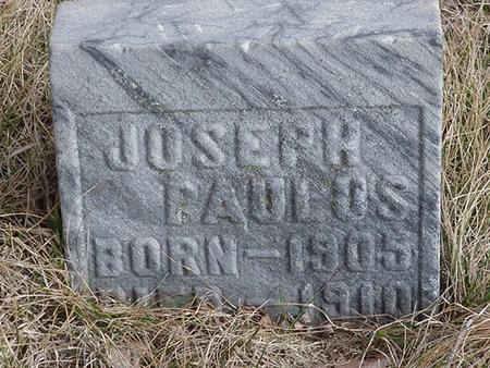 PAULUS, JOSEPH - Floyd County, Iowa | JOSEPH PAULUS