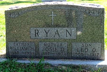 RYAN, WILLIAM H. - Floyd County, Iowa | WILLIAM H. RYAN
