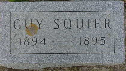 SQUIER, GUY - Floyd County, Iowa | GUY SQUIER