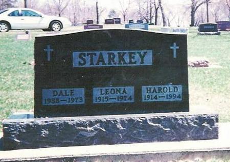 STARKEY, HAROLD , LEONA & DALE - Floyd County, Iowa | HAROLD , LEONA & DALE STARKEY