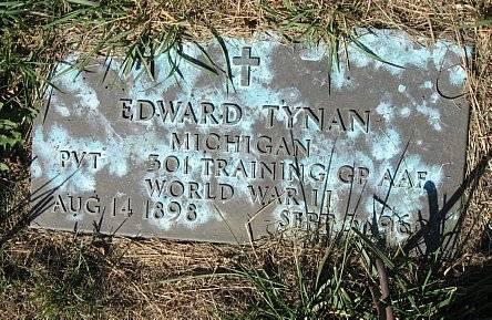 TYNAN, EDWARD AMBROSE - Floyd County, Iowa | EDWARD AMBROSE TYNAN