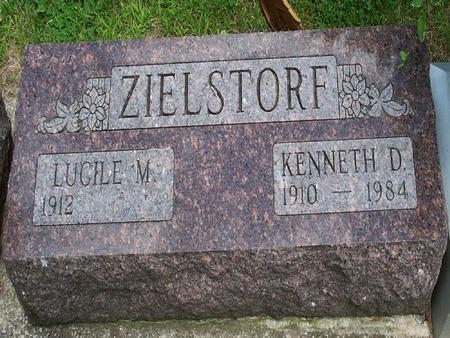 ZIELSTORF, KENNETH (STOKE) - Floyd County, Iowa | KENNETH (STOKE) ZIELSTORF