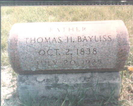 BAYLISS, THOMAS - Franklin County, Iowa | THOMAS BAYLISS