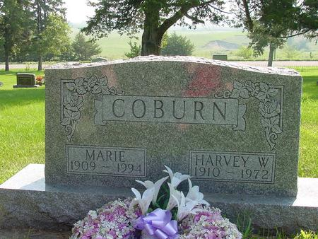 COBURN, HARVEY W. - Franklin County, Iowa | HARVEY W. COBURN