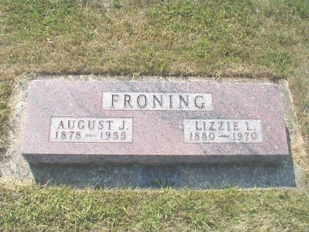 FRONING, AUGUST - Franklin County, Iowa | AUGUST FRONING