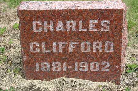 HORNER, CHARLES CLIFFORD - Franklin County, Iowa   CHARLES CLIFFORD HORNER